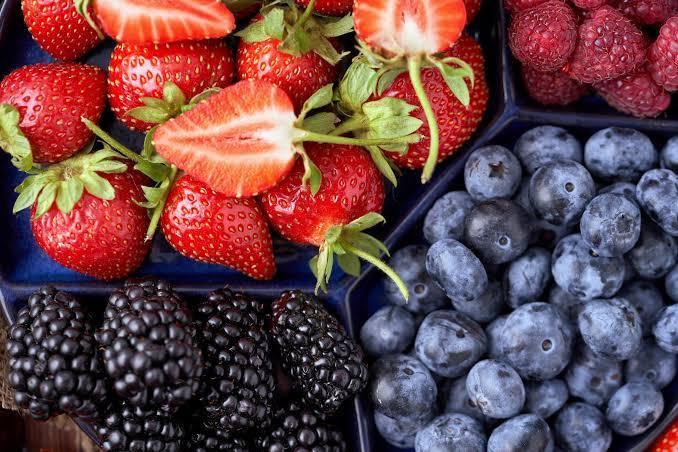 3. สารสกัดจากเบอร์รี่ Berry Extract