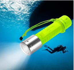LED Buceo Linterna bater/ía recargable incluido KC Fire XM-L2/3000/l/úmenes l/ámpara de luz bajo el agua buceo