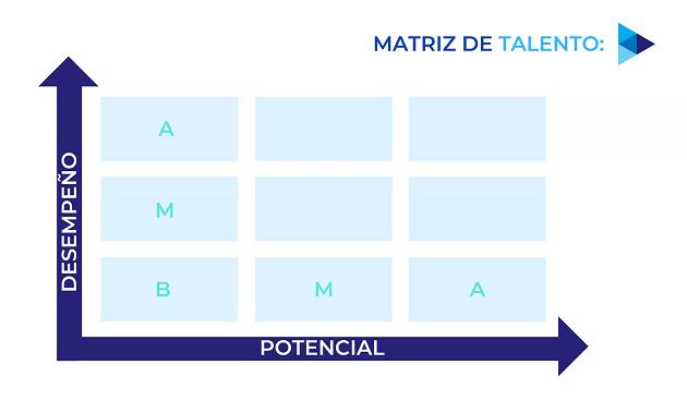 Matriz del talento