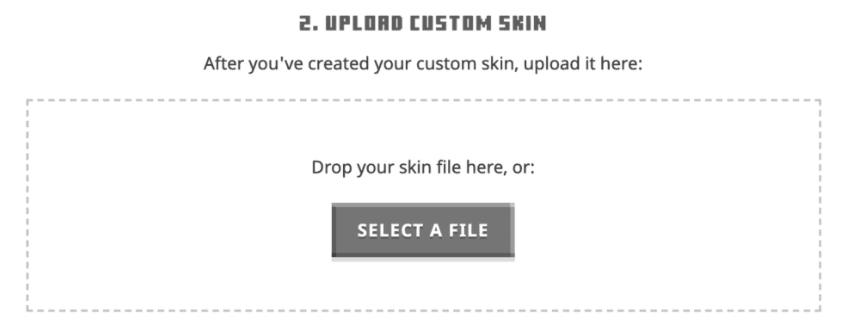 How to Change Minecraft Skin in Java