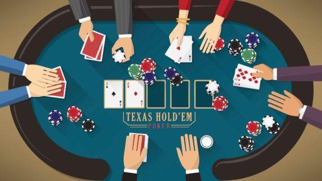 Texas Hold' em Poker