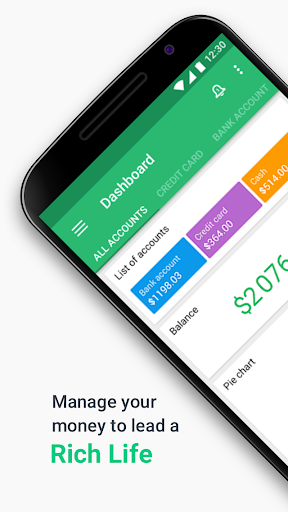 Wallet - Money, Budget, Finance Tracker, Bank Sync- screenshot thumbnail