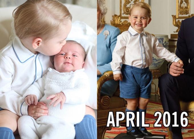Dlaczego Brytyjska księżniczka Kate regularnie kupuje dla swoich dzieci ubrania dziecięce od tanich  - 12