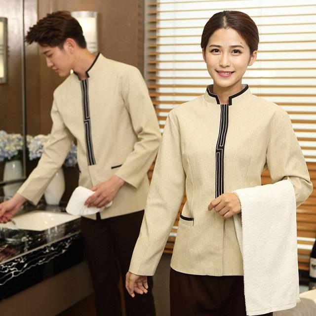 Đồng phục 24H địa chỉ may đồng phục nhà hàng uy tín chất lượng