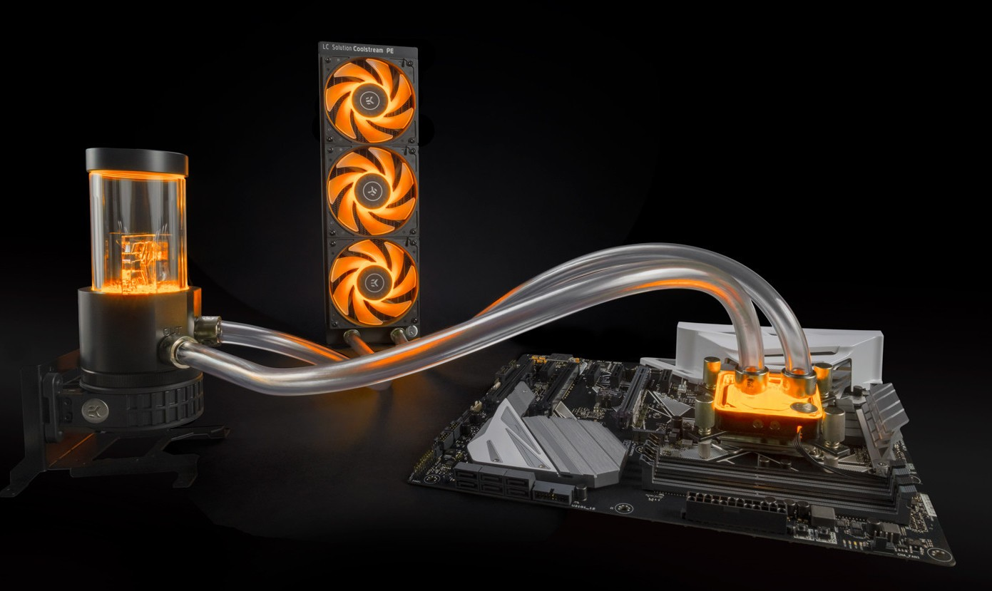coolin kit to keep your PC cool