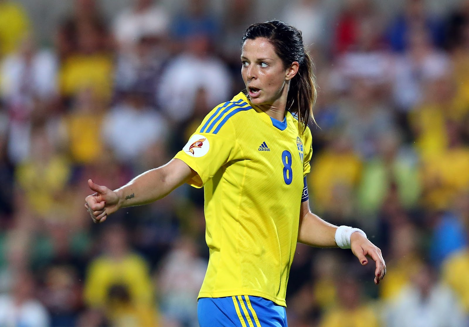 Image result for lotta schelin