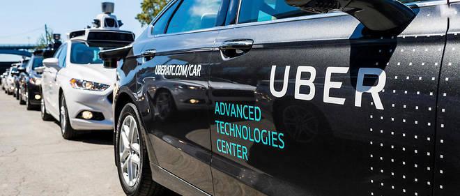 Aux États-Unis, un accident impliquant une voiture autonome appartenant à Uber, le 19 mars dernier, a fait polémique (photo d'illustration).