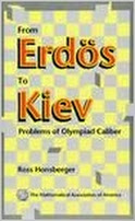 From Erdos to Kiev Problems of olympiad