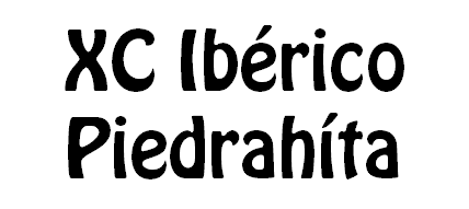 XC IBERICO PIEDRAHITA 2018