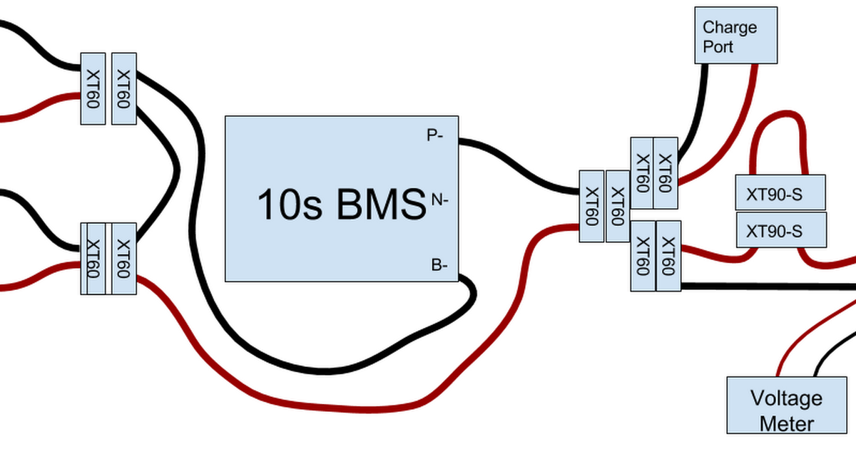 Is This Bms Diagram Right  - Esk8 Electronics