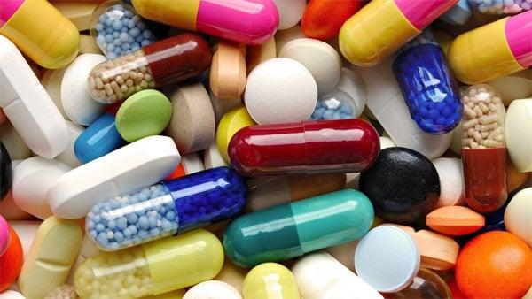 Kết quả hình ảnh cho thuốc kháng sinh viêm họng