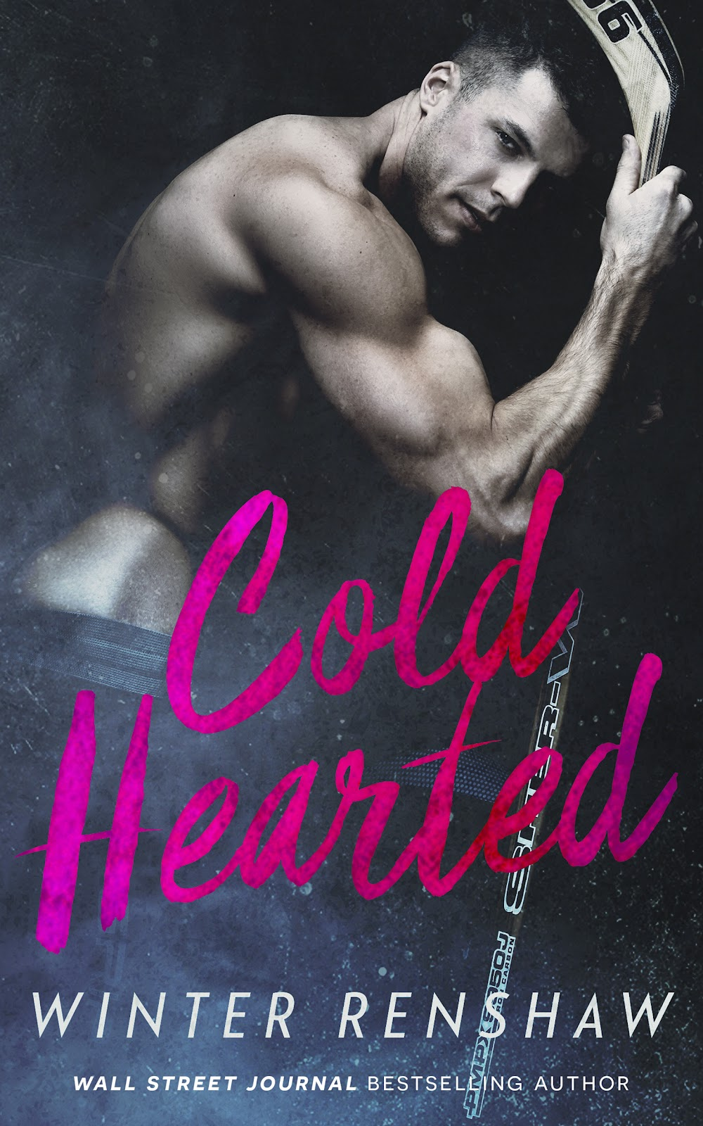 Book Cover, Cold Hearted, Winter Renshaw