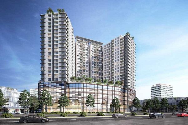 Các khu chung cư ngày càng xuất hiện nhiều với giá thành khá rẻ