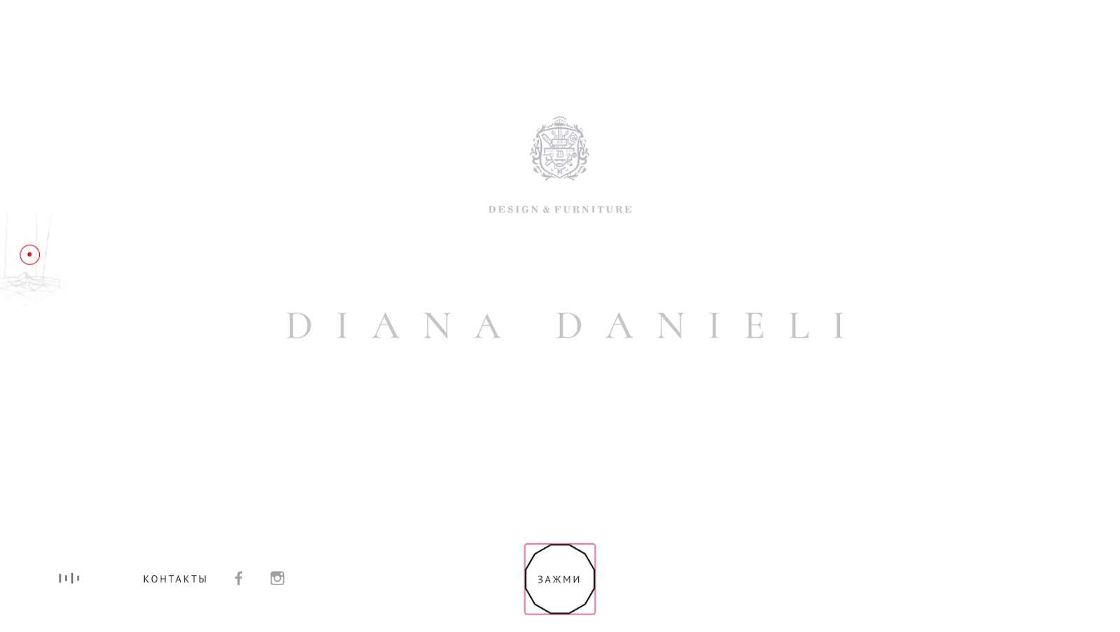 diana danieli best website design award winner 2019