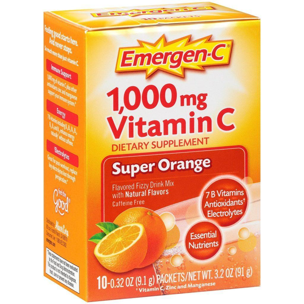 Is Emergen C Gluten Free? All You Need To Know - Wasabimon