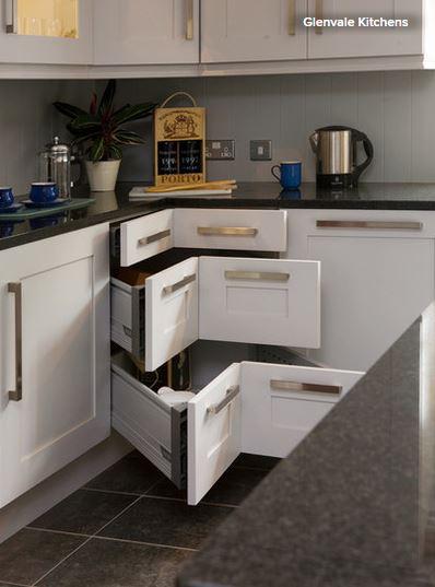 12 แบบไอเดียเก็บของใช้ในห้องครัวสุดฮิต Baanfinder Com