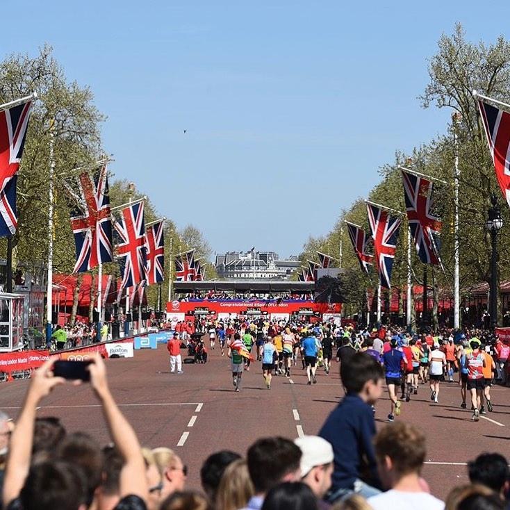 古色古香絕對是海外馬拉松倫敦馬拉松推薦路線的最大特色。