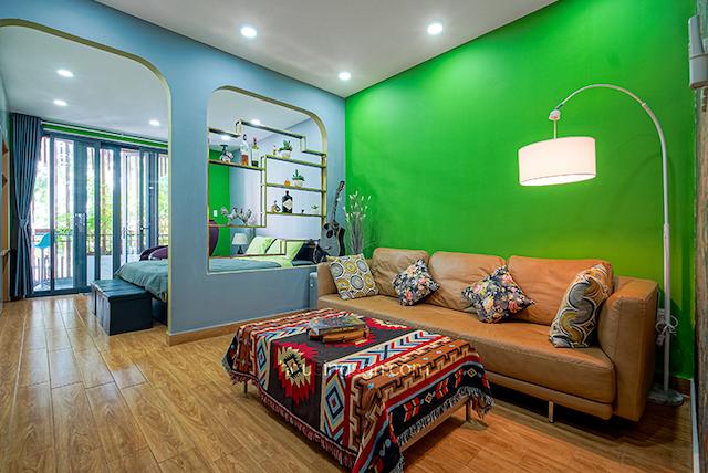 1 bedroom apartment for rent tại Điện Biên Phủ, quận 3 có diện tích 50m2