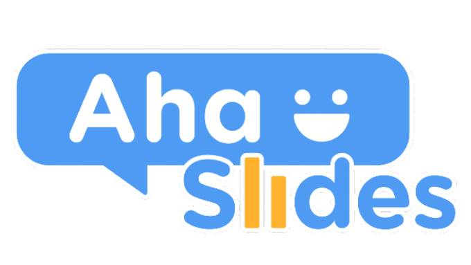 Aha slides website to create online quiz