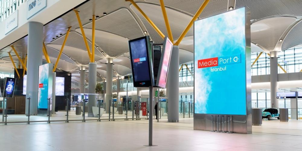 Các hình thức quảng cáo tại sân bay