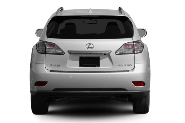 rear-end-of-the-Lexus-RX350-2010