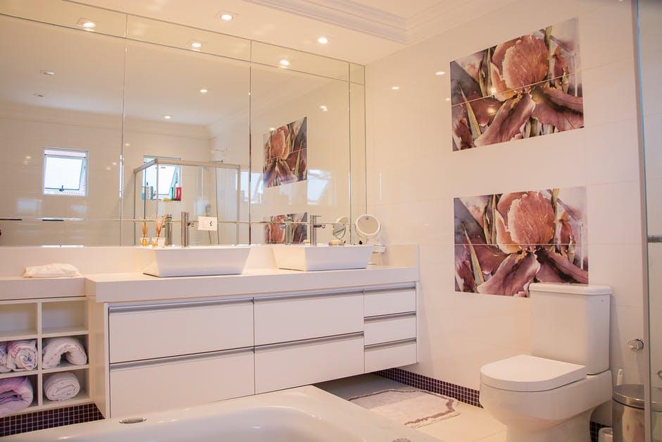 architecture, bathroom, contemporary