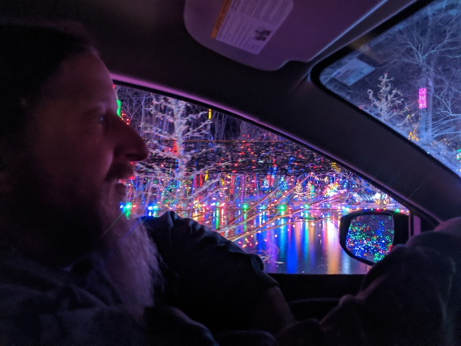 Christmas drive experiences