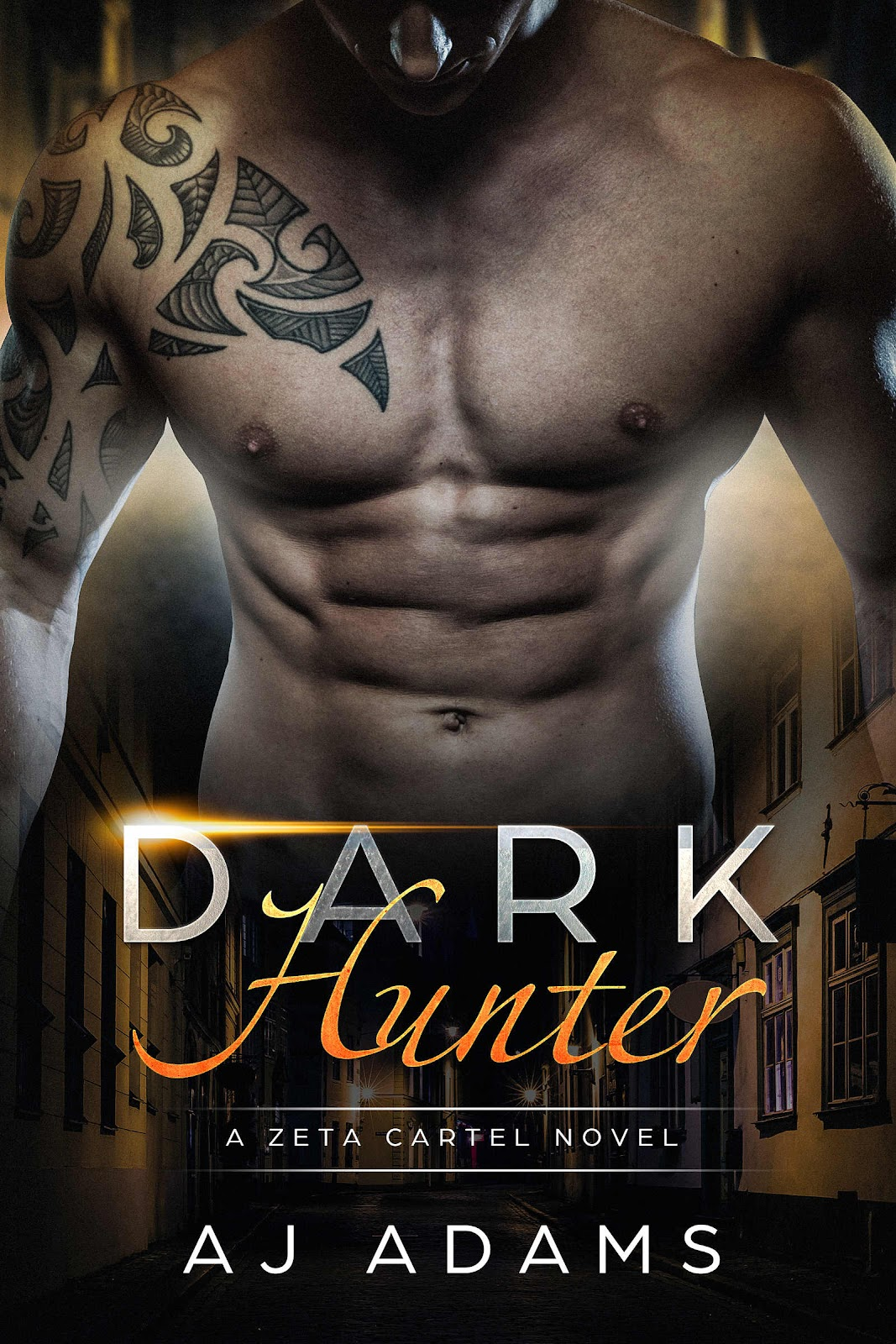 Dark Hunter by AJ Adams kindle cover.jpg