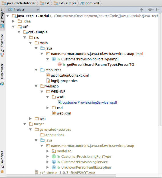 SOAP Services - Java & Apache CXF | I Love Integration