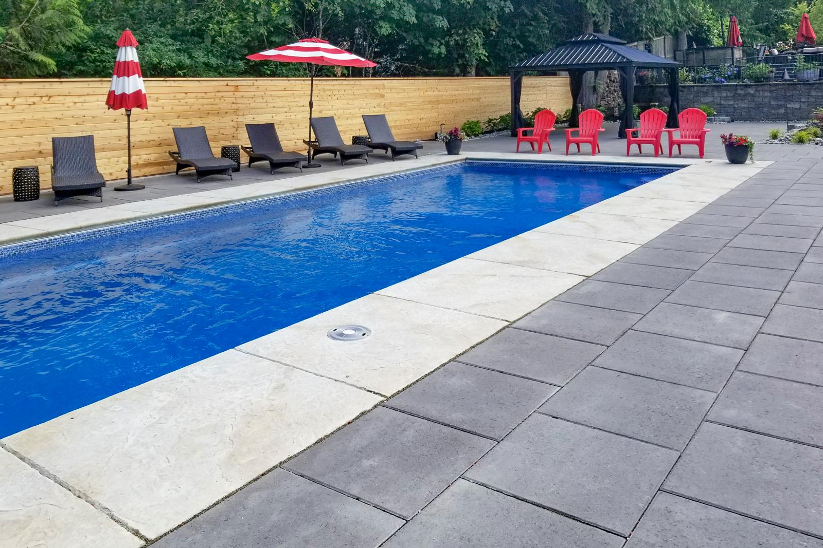 La Lastra Pool Deck