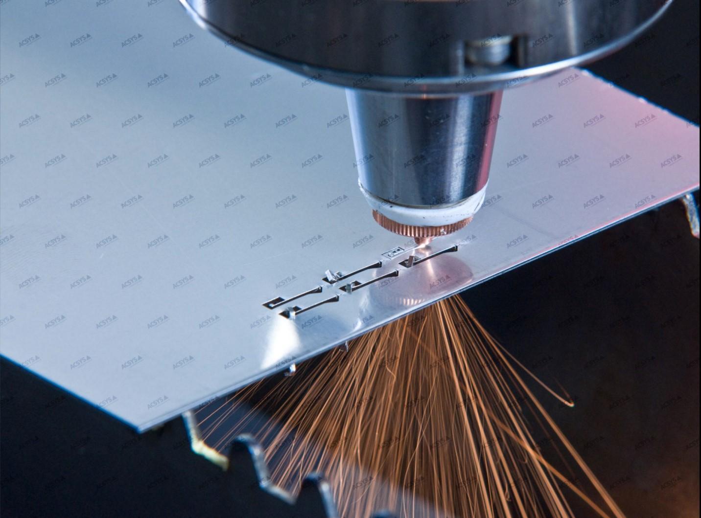 Kết quả hình ảnh cho cắt kim loại bằng công nghệ laser