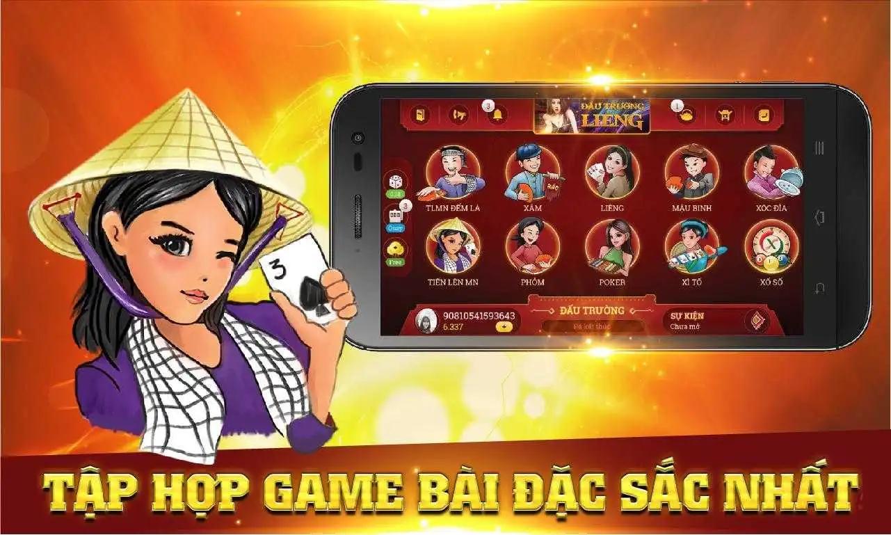Kingbet86 game bai
