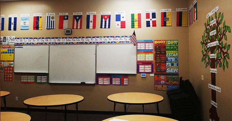 Empty School ClassroomSCViLEAD CCSA