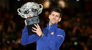 Image result for novak djokovic aussie open