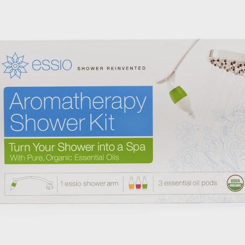 Essio Aromatherapy Shower Kit