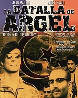 La batalla de Argel (1965, Gillo Pontecorvo)