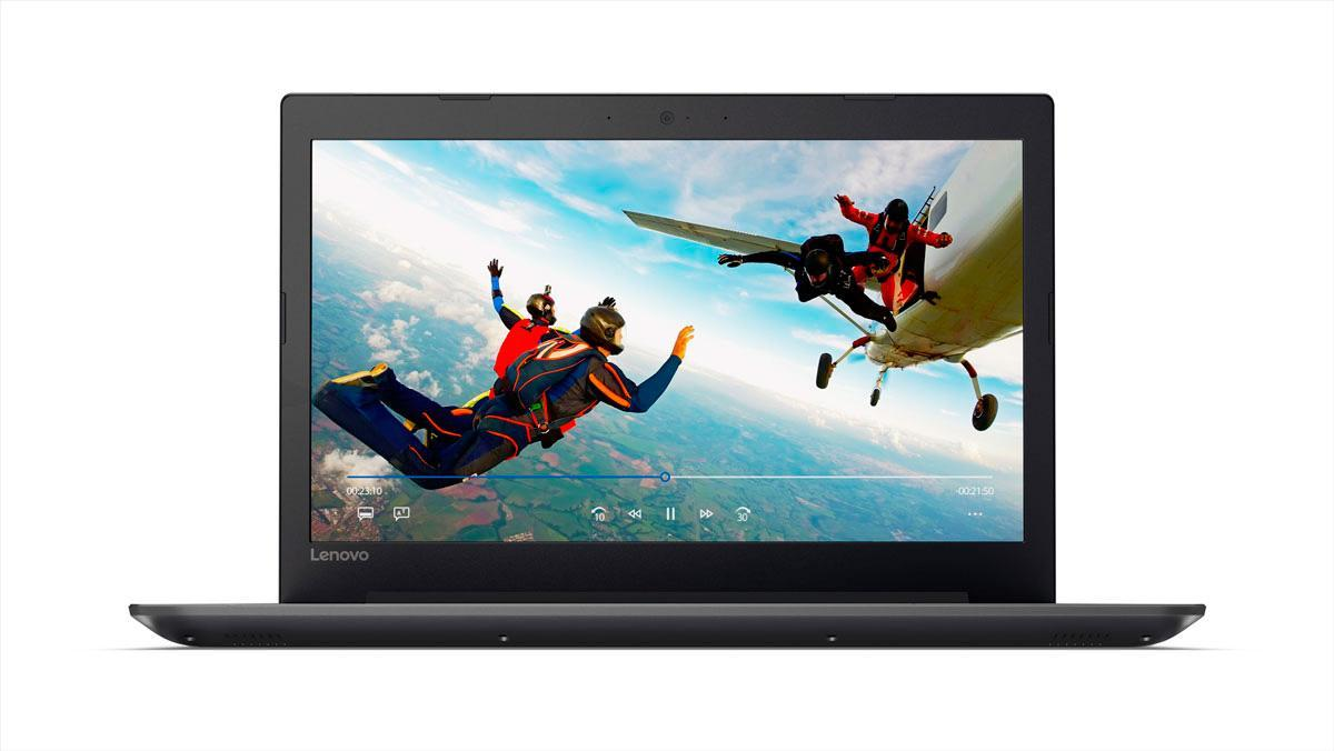 Фото2  Ноутбук Lenovo IdeaPad 320-15 Onyx Black (81BG00QNRA)