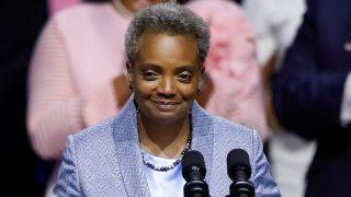 Chicago Mayor Lightfoot defends insulting texts to police union president: 'I don't take back one word'