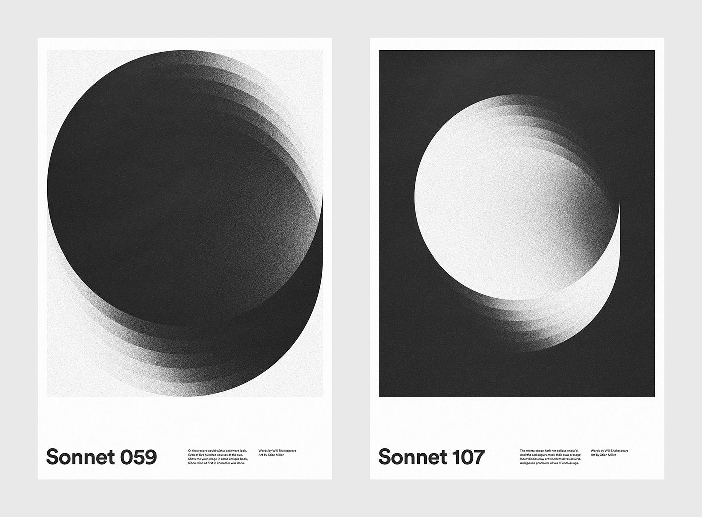 Sonnet 059 and 107