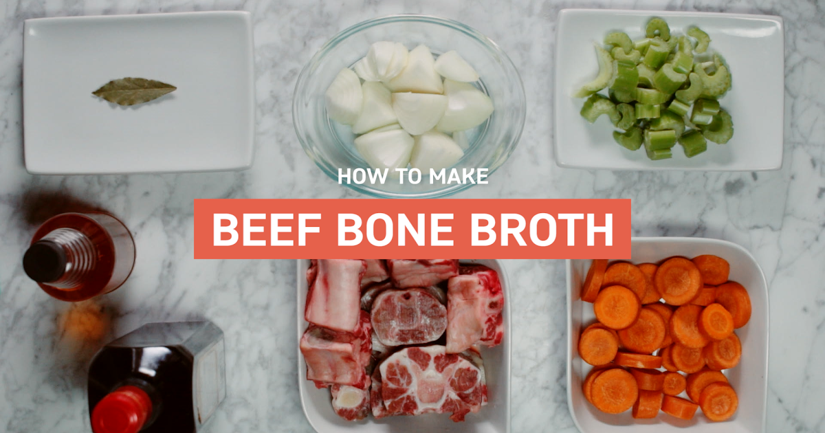 How to Make Beef Bone Broth - Guest Post by Kettle & Fire