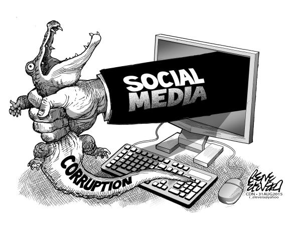 toon_31AUG2015_MONDAY_renelevera_CORRUPTION&SOCIAL   MEDIA