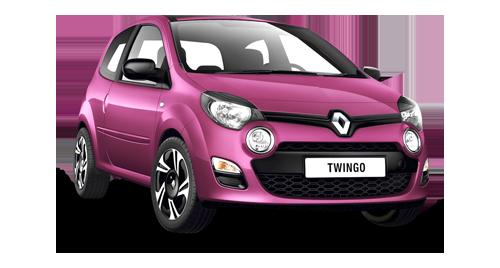 Clé Renault Twingo III