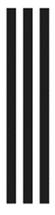 Adidas three stripes