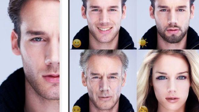 You can get the FaceApp free download with your phone