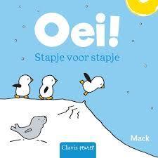 Oei! Stapje voor stapje, Mack van Gageldonk | 9789044835557 | Boek -  bookspot.nl
