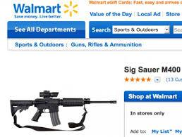 Image result for walmart assault rifles