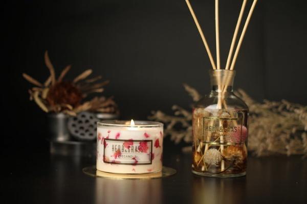 品品學堂-體驗活動-香氛蠟燭diy