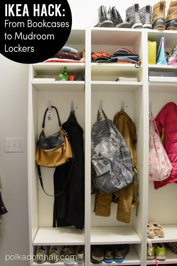 Entryway Lockers: 20 Cheap IKEA Hacks For The Home will help you save maney and transform your space.