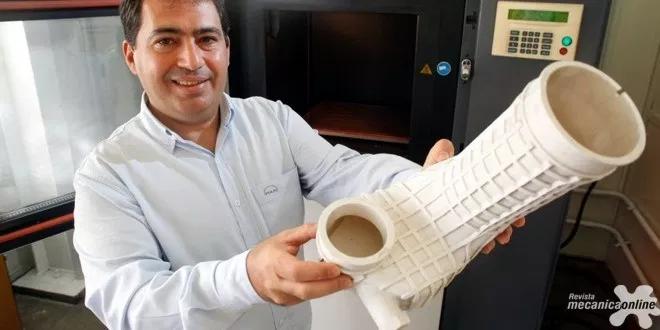 12 projetos industriais com impressão 3D - Wishbox