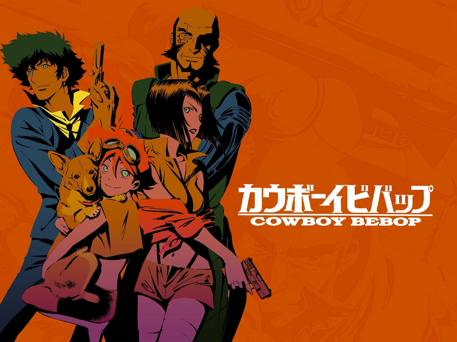 Top 10 Cyberpunk Anime Masterpieces That you Need to Watch - Cowboy Bebop